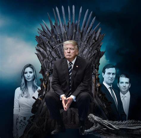 Of Thrones Staffel 7 So Ist Donald Trumps