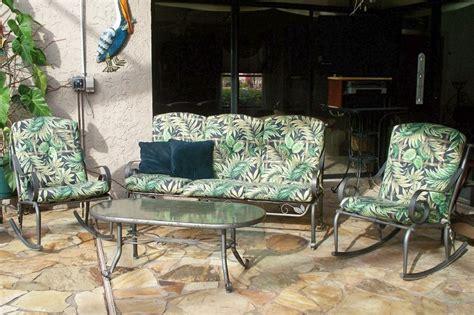 Patio Cushions Martha Stewart Customer Photos Martha Stewart Replacement Cushions