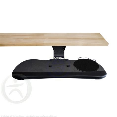Keyboard Tray by Uplift Large Keyboard Tray Shop Uplift Keyboard Trays