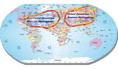 havminds dictionary orient vs occident