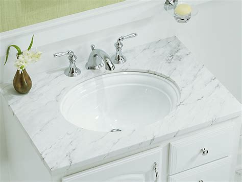 Undermount Sink Template by K 2336 Devonshire Undermount Sink Kohler