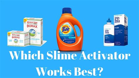 what is the best curlactivator to use for natural hair which slime activator works best youtube