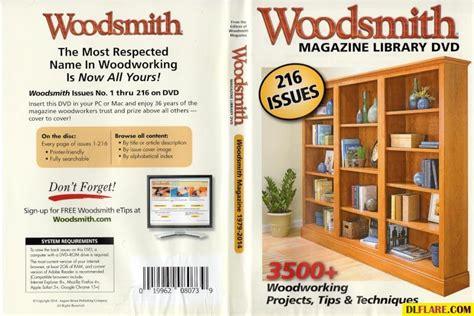 willow furniture woodworking plans woodsmith magazine dvd