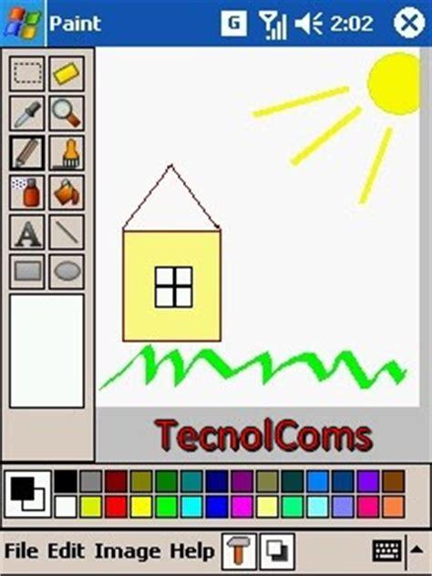 microsoft paint java tecnolcoms