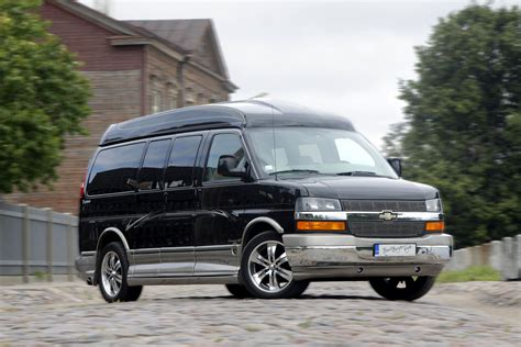 chevrolet express chevrolet express information and photos momentcar