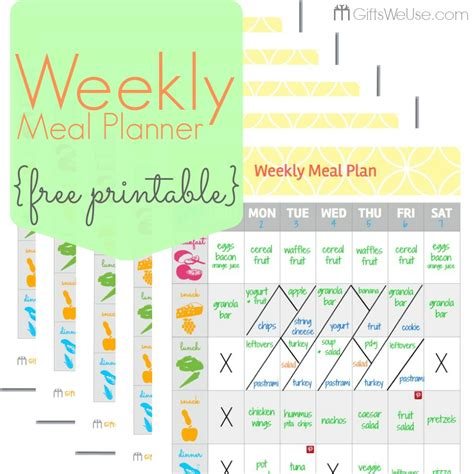 bi weekly meal planner template 7 best images of bi weekly dinner menu planner free