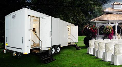 nice portable bathrooms luxury luxury portable toilets for weddings portable