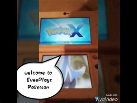 Resetting Game Pokemon Y | how to reset your game on pokemon x y youtube