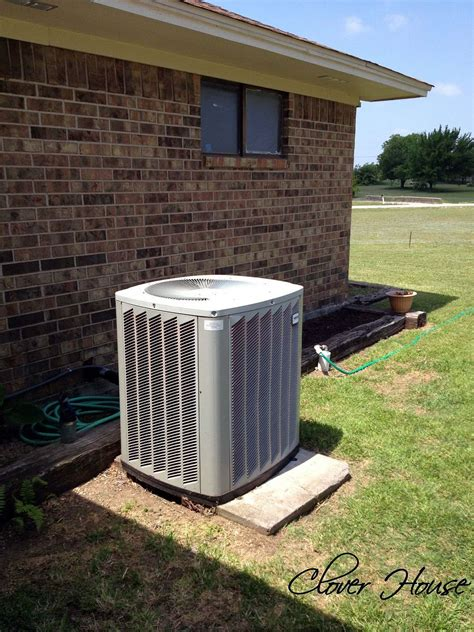 hometalk fence picket ac unit cover
