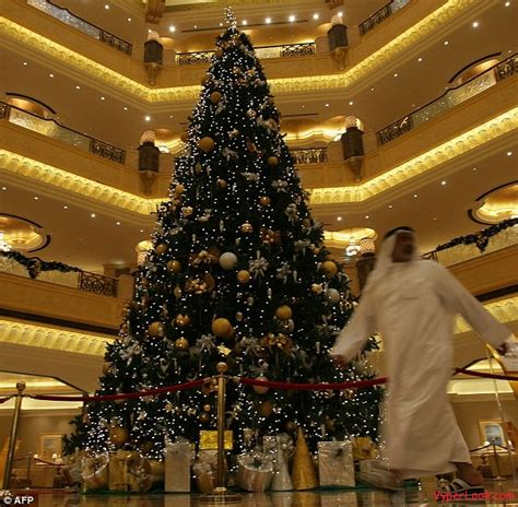 world s most expensive christmas tree ever interesting