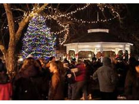 milford ct tree lighting 2017 milford s 2015 festival of lights and tree lighting details