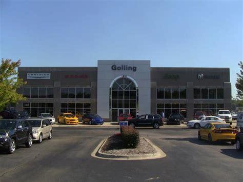 Golling Chrysler Waterford golling chrysler dodge jeep ram inc car dealership in