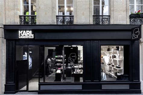 Rue Du Store by Karl Lagerfeld Store Le Marais Karl Lagerfeld
