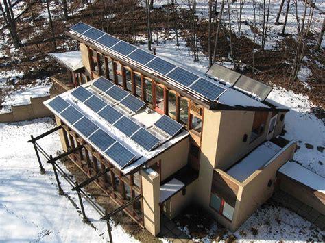 solar house passive solar home energysage