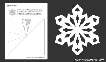 a4 printable snowflake template paper snowflake patterns printable templates coloring