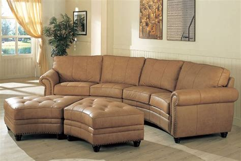 Curved Sectional Leather Sofa Curved Sectional Sofa Search Furniture Leather Couches Curved Sofa And