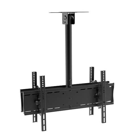 primemounts back to back ceiling mount for 32 quot 65 quot flat