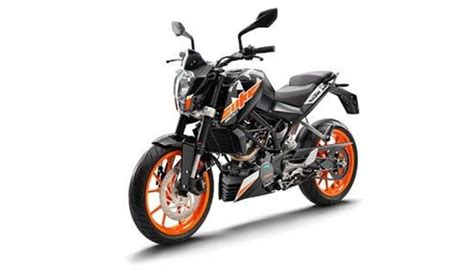 Ktm 200 Duke Price In India Ktm Duke 200 2017 Price Specs Review Pics Mileage