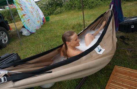 portable spa bathtub hydro hammock portable hot tub hammock the green head