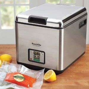 sousvide supreme what does sous vide and why all the fuss dining