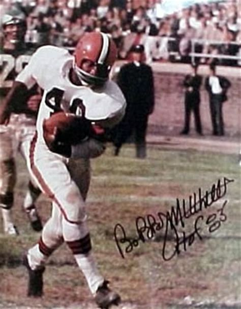 Decorating Ideas Bobby Mitchell Autographed 8x10 Photo Photos Picture Poster