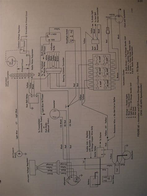 1972 amc matador wiring diagrams repair wiring scheme