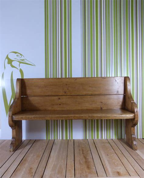 reclaimed pine bench reclaimed pine bench antiques atlas