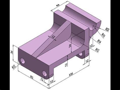 solid work tutorial in pdf solidworks tutorial basico de reconocimiento