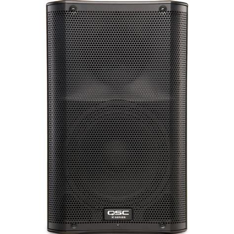 Speaker Qsc K12 qsc k12 12 quot powered pa speaker altomusic