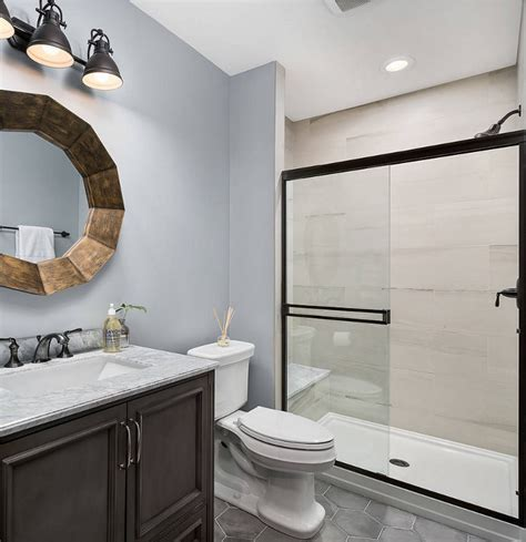 do yourself basement shower idea s cave basement renovation home bunch interior design