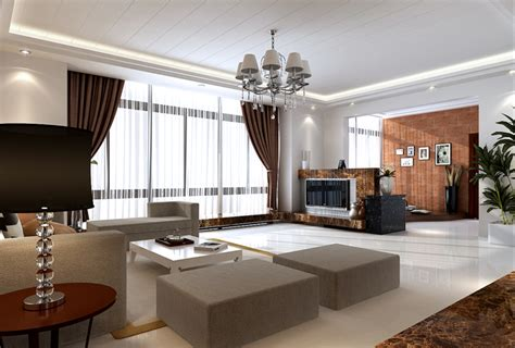 3ds Max Models Free Interior by Simplism Living Room With Lounge Area 3d Model Free 3d Models