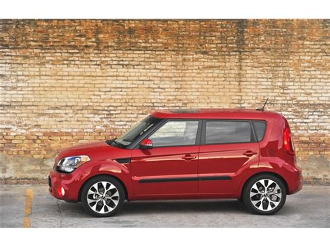 Kia Soul Custom 2013 Kia Soul Interior U S News World Report