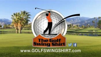 padraig harrington golf swing shirt golf swing shirt tv commercial connection is the best