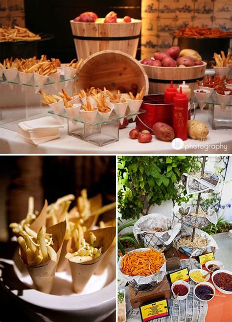 food station 10 food station ideas guests will go for mustard bar and wedding catering
