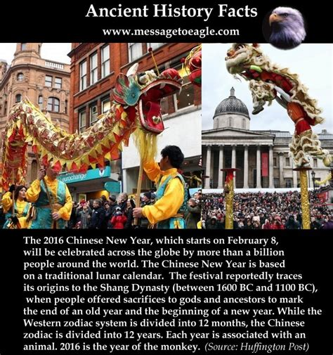 new year history and facts new year 2016 the year of the monkey begins on