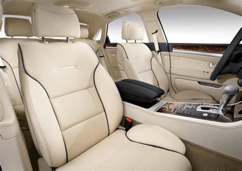 comfort package new design and equipment packages for audi a8