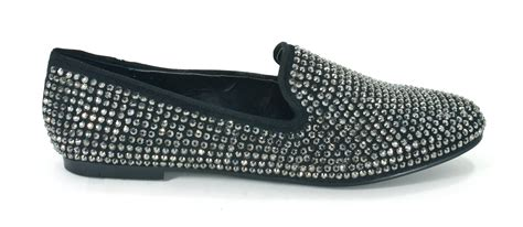 studded loafers steve madden steve madden conncord studded loafers flats black multi