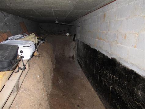 Creuser Une Cave 4556 by Retirer La Terre Dans La Cave Risque Pour La Maison