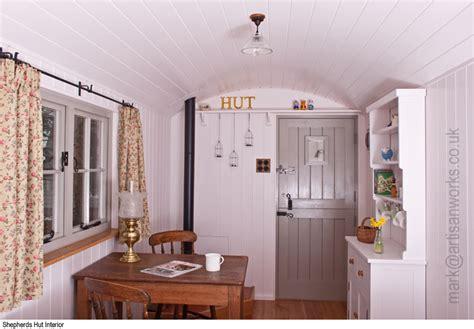 Beautiful Interior Design Homes Shepherds Hut Artisan Works