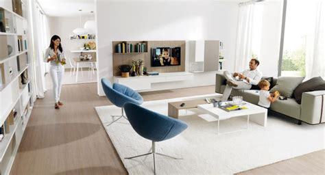 modern family living room simple and modern living room design for young family