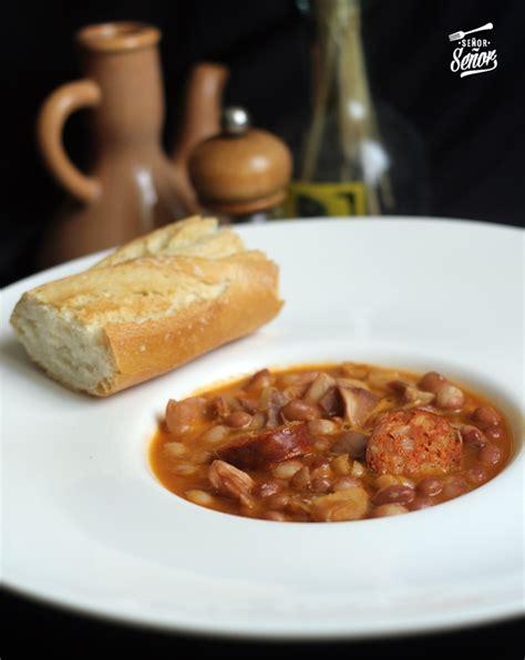 como cocinar oreja jud 237 as pintas con oreja y chorizo receta de sergio