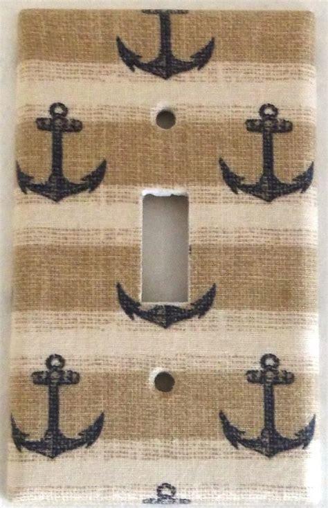 lighthouse nautical home decor decor light switch or anchor nautical marine design houseware bedroom bathroom