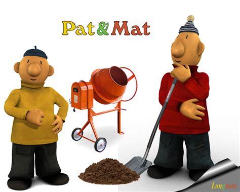 Mat A Pat by Pat A Mat A Je To By Longmanpl On Deviantart