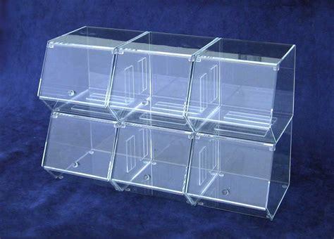 contenitori per alimenti sfusi orus lavorazione e vendita prodotti in plexiglass