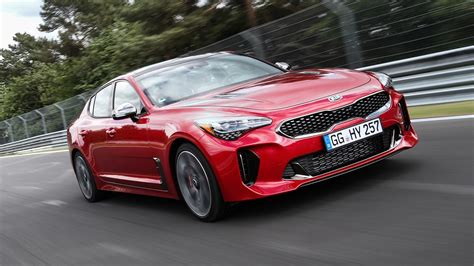 Kia Review Top Gear Kia Stinger Review Kia Tackles Bmw On Top Gear