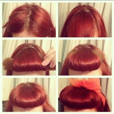 what hair can be used to do faux locs bettie bangs using a bumper hairy mclairy pinterest