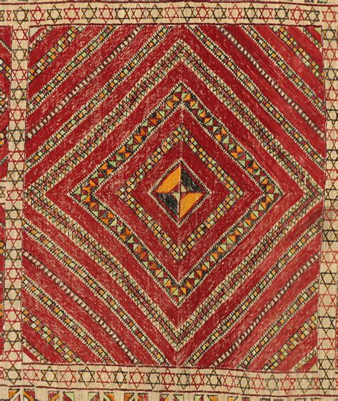 judaica moroccan bamboo vintage kilim rug with of