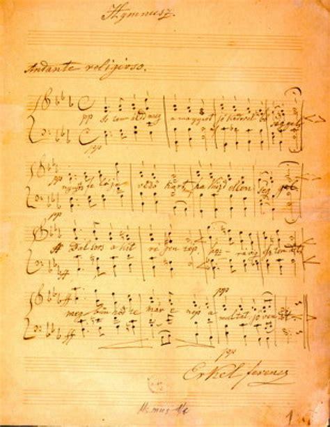 magyar himnusz a magyar kult 250 ra napja a himnusz sz 252 let 233 snapja janu 225 r 22