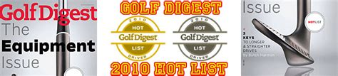 hotlist usa golf blog fairway golf usa 米ゴルフダイジェストhot list 2010年版