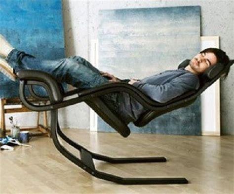 zero gravity lounger recliner relax balance back support